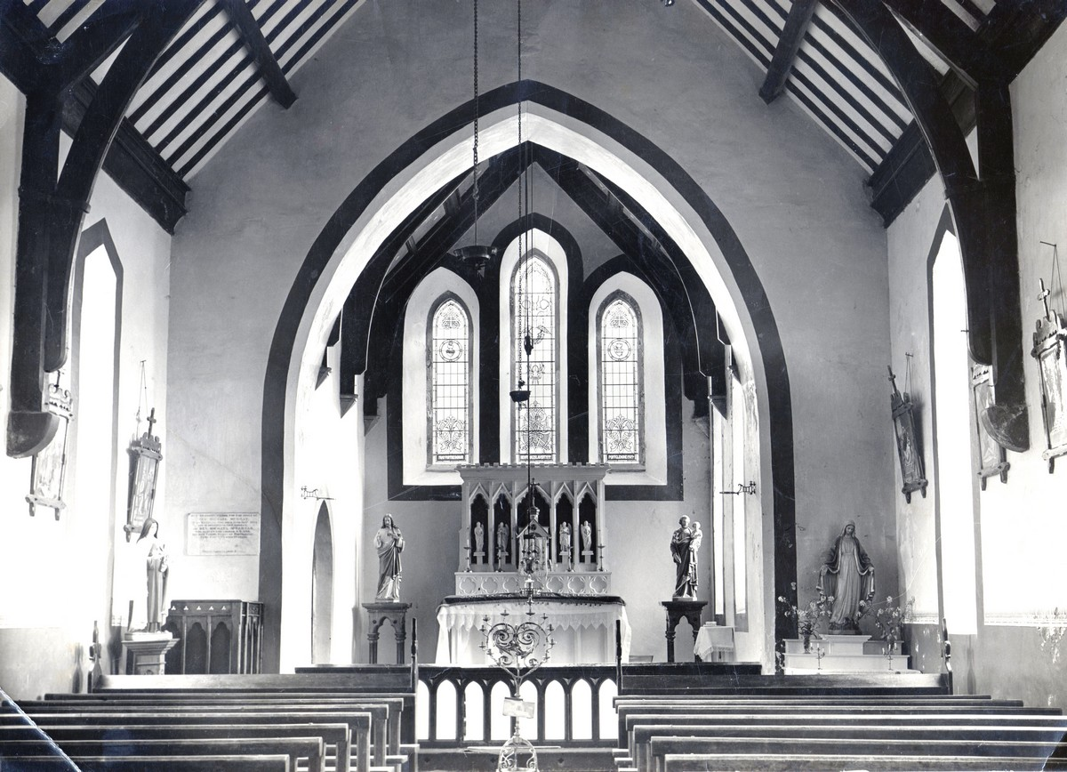 Church of The Immaculate Conceprtion 1930s