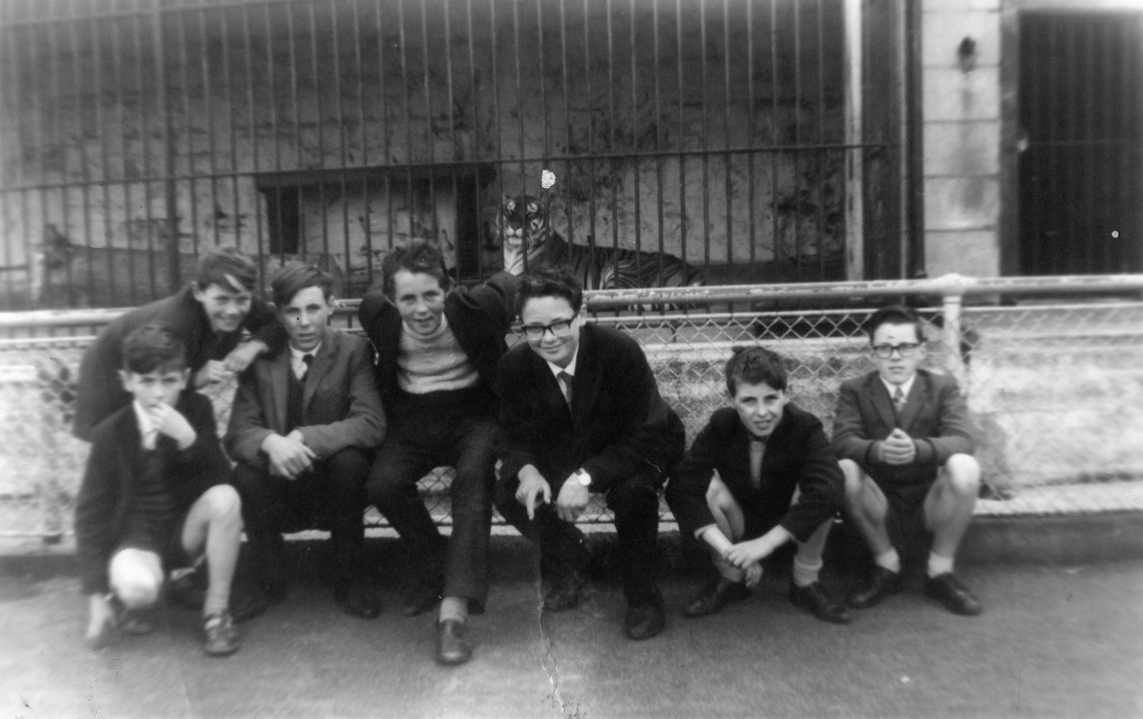 Trip to Belfast Zoo Alter Boys 1964